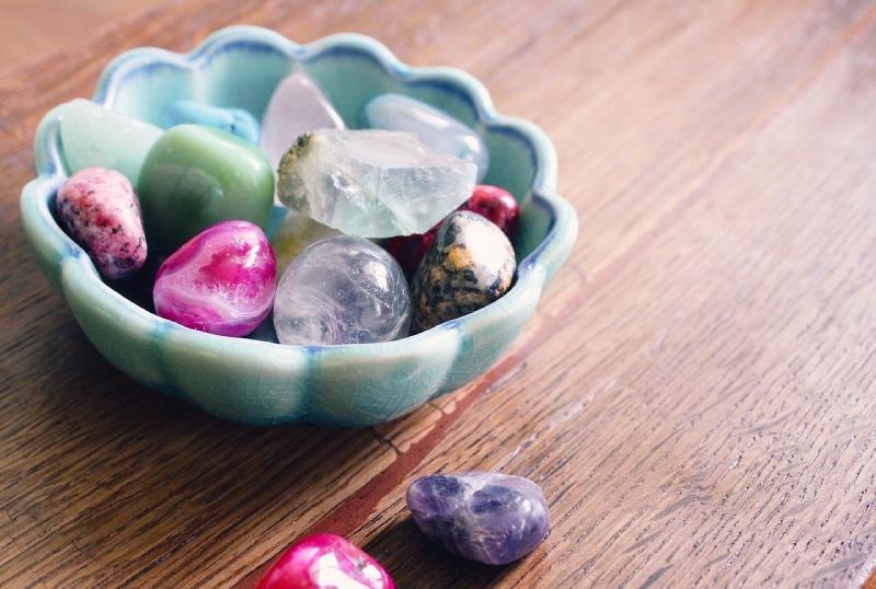 Votre cristal de maison spirituelle
