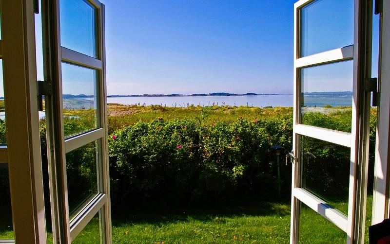 Votre maison spirituelle fenêtre ouverte