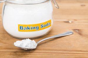 bain nettoyant au bicarbonate de soude