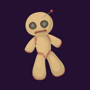 malédiction de poupée vaudou