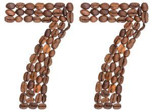 numéro 77