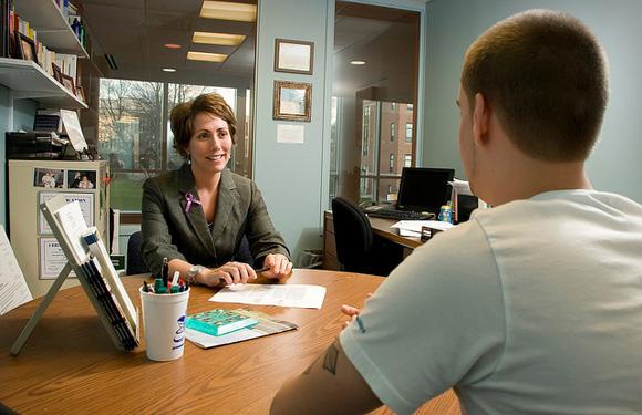 Centre universitaire merrimack pour les services d'orientation professionnelle et l'éducation coopérative