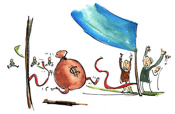 objectif d'argent