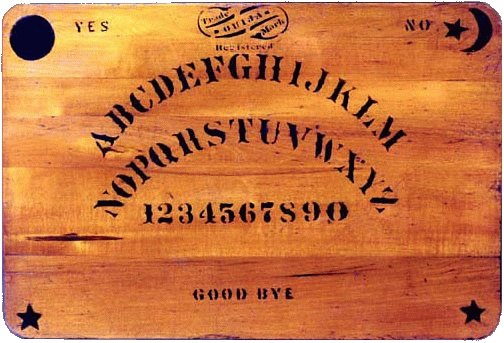 Qu'est-ce qu'une planche ouija?