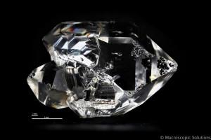 pouvoirs des cristaux diamant Herkimer